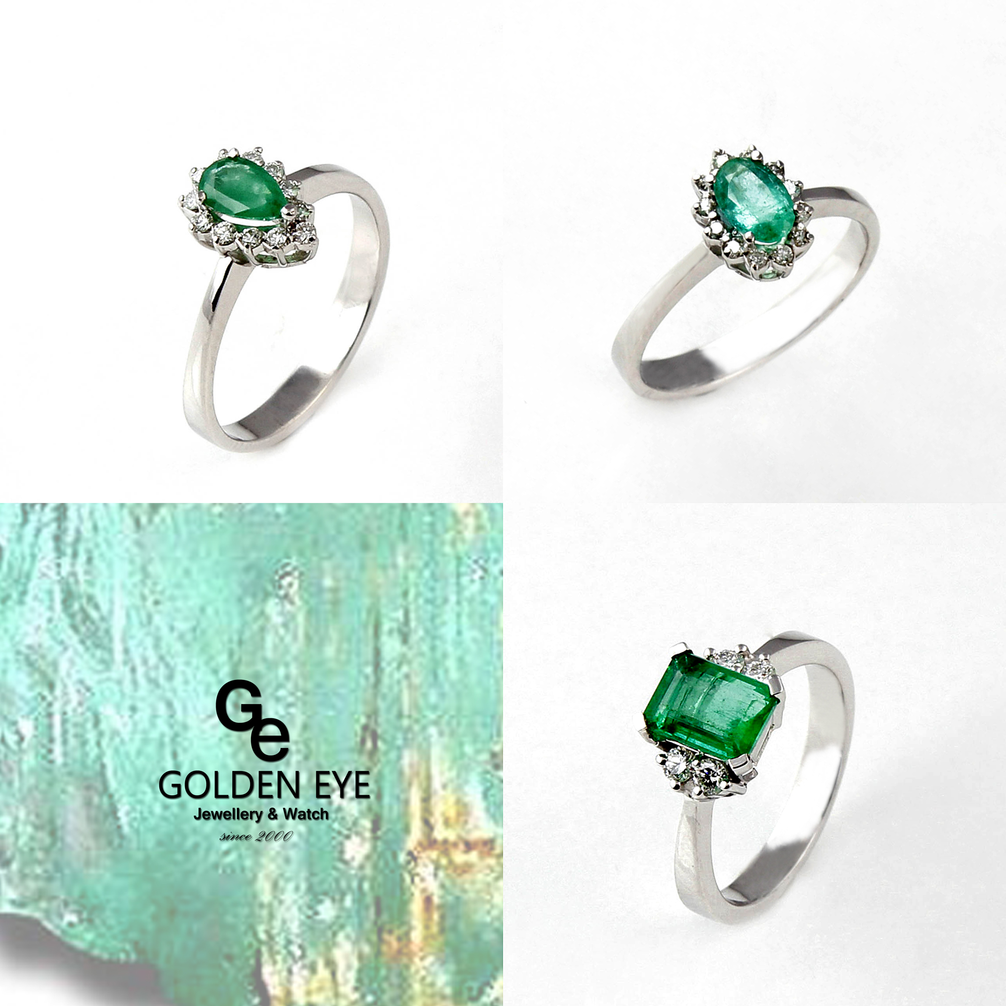 s colombian emerald fine with gold carat made suspended most golden from pin the statue it and expensive