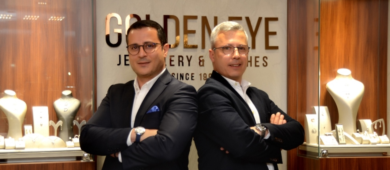Golden Eye smykker Diamond Shop Alanya Tyrkia